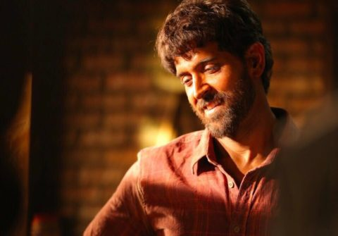 First Look of Hrithik from Super 30