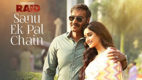 Sanu Ek Pal Chain Song from Raid ft Ajay Devgn, Ileana D'Cruz