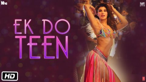 Ek Do Teen Song from Baaghi 2 ft Jacqueline Fernandez, Prateik Babbar