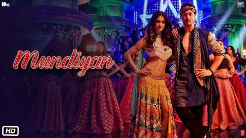 Mundiyan Song from Baaghi 2 ft Tiger Shroff, Disha Patani