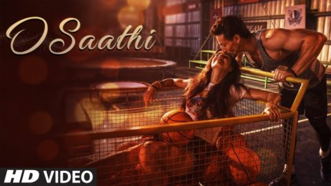 O Saathi Song from Baaghi 2 ft Tiger Shroff, Disha Patani