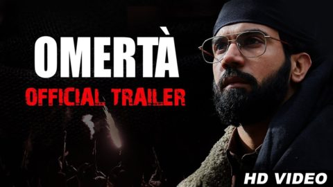 Omertà Official Trailer starring Rajkummar Rao