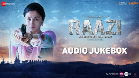 Raazi Full Songs Jukebox