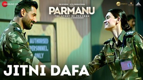 Jitni Dafa Song from Parmanu:The Story Of Pokhran ft John Abraham, Diana Penty