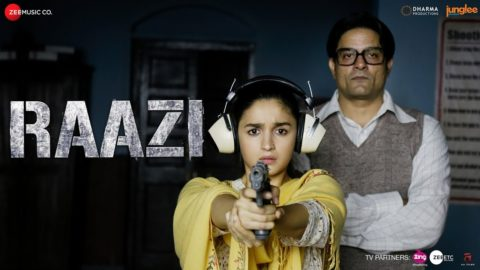 Title Track from Raazi ft Alia Bhatt