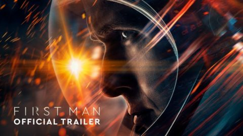 First Man Official Trailer starring Ryan Gosling