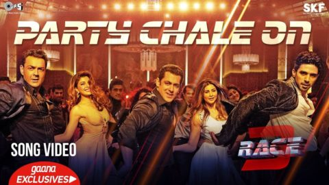 Party Chale On Song from Race 3 ft Salman Khan, Jackqueline Fernandez