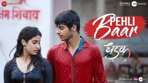 Pehli Baar Song from Dhadak ft Ishaan, Janhvi
