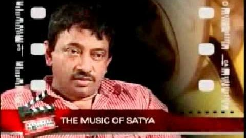 Ram Gopal Varma talks about the making of Satya