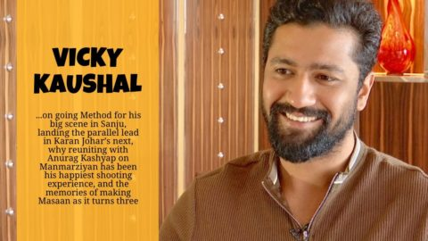 Rajeev Masand Interview with Vicky Kaushal
