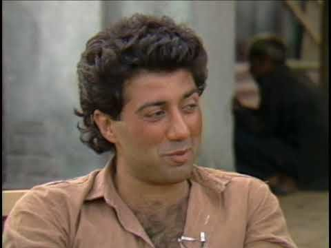 Blast from the Past: Sunny Deol Interview from 1984 after release of Betaab