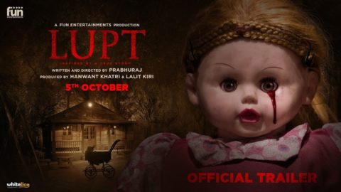 Lupt Official Trailer starring Jaaved Jaaferi, Vijay Raaz