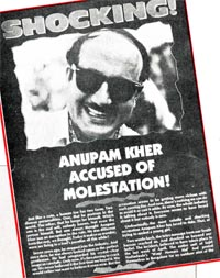 Blast from the Past: When Anupam Kher was accused of molesting Mamta Kulkarni's sister