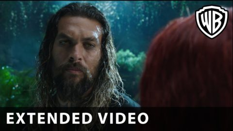 Aquaman Official Trailer starring Jason Momoa, Nicole Kidman