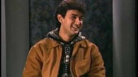 Blast from the Past: Aamir Khan Interview from 1993