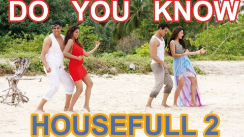 Do U Know Song (Longer Version) from Housefull 2