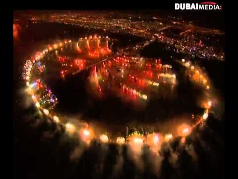 Dubai's Grand Welcome Of 2014