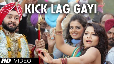 Kick Lag Gayi Song from Bittoo Boss