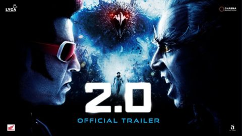 2.0 Official Trailer starring Rajinikanth, Akshay Kumar