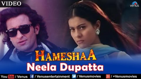 Neela Dupatta Song from Hameshaa copied from the song They Don't Care About Us by Michael Jackson