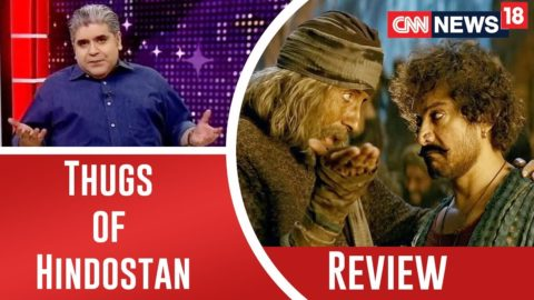Thugs of Hindostan Review by Rajeev Masand