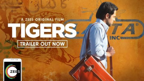 Tigers Official Trailer starring Emraan Hashmi